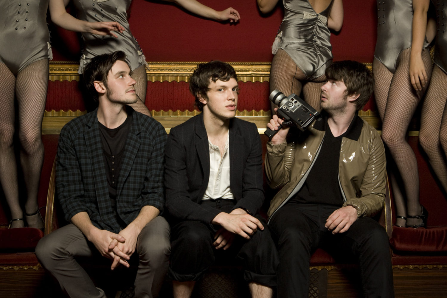 Looking back on Friendly Fires' self-titled debut