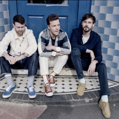Friendly Fires share 'Heaven Let Me In', co-produced by Disclosure