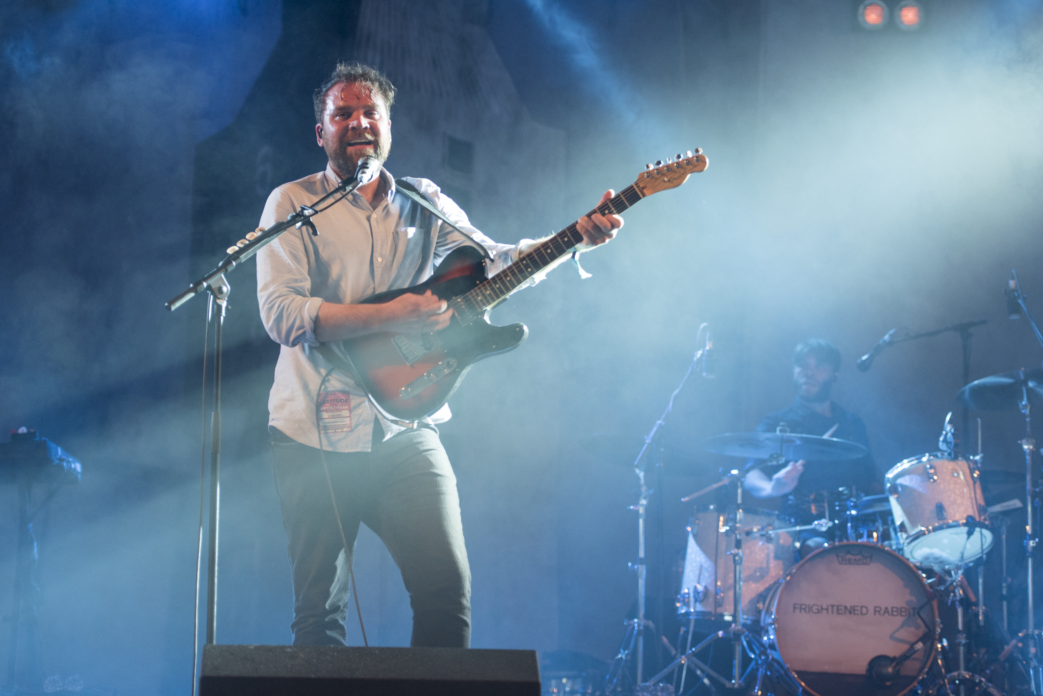 """""""If something feels right, then maybe it's right. That's what this album proved"""" - Frightened Rabbit's Scott Hutchison talks 10 years of 'The Midnight Organ Fight'"""