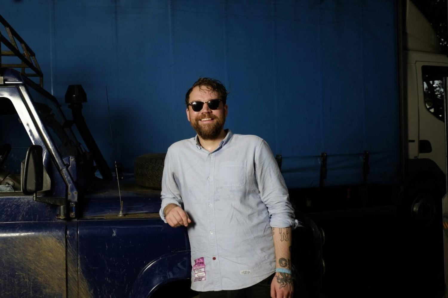 Frightened Rabbit set up The Scott Hutchison Fund, announce NYC fundraiser with Julien Baker, Ben Gibbard, Aaron Dessner & more