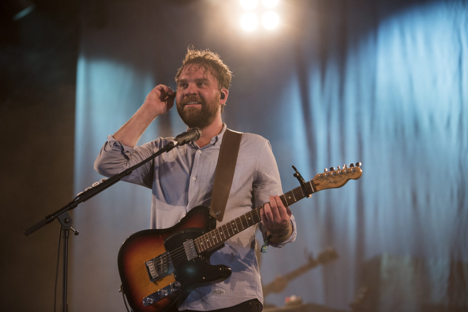 Family of Frightened Rabbit's Scott Hutchison launch new charity Tiny Changes