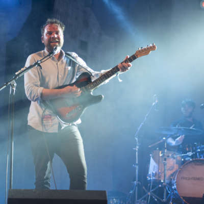 """If something feels right, then maybe it's right. That's what this album proved"" - Frightened Rabbit's Scott Hutchison talks 10 years of 'The Midnight Organ Fight'"