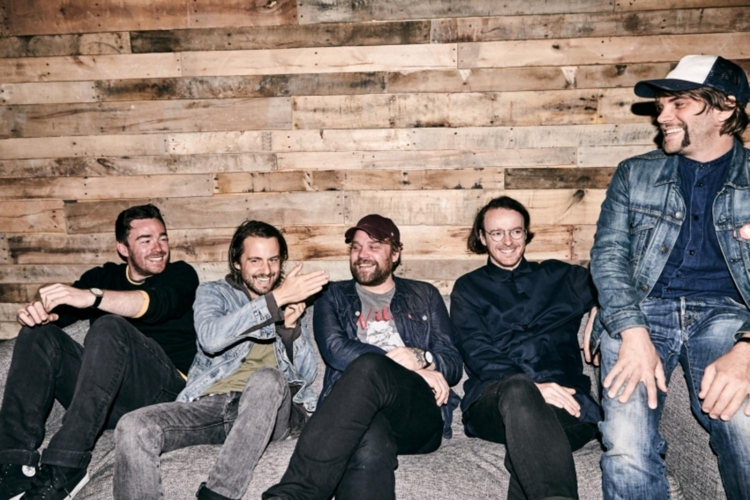 Frightened Rabbit announce 'Tiny Changes', a reworking of 'The Midnight Organ Fight'