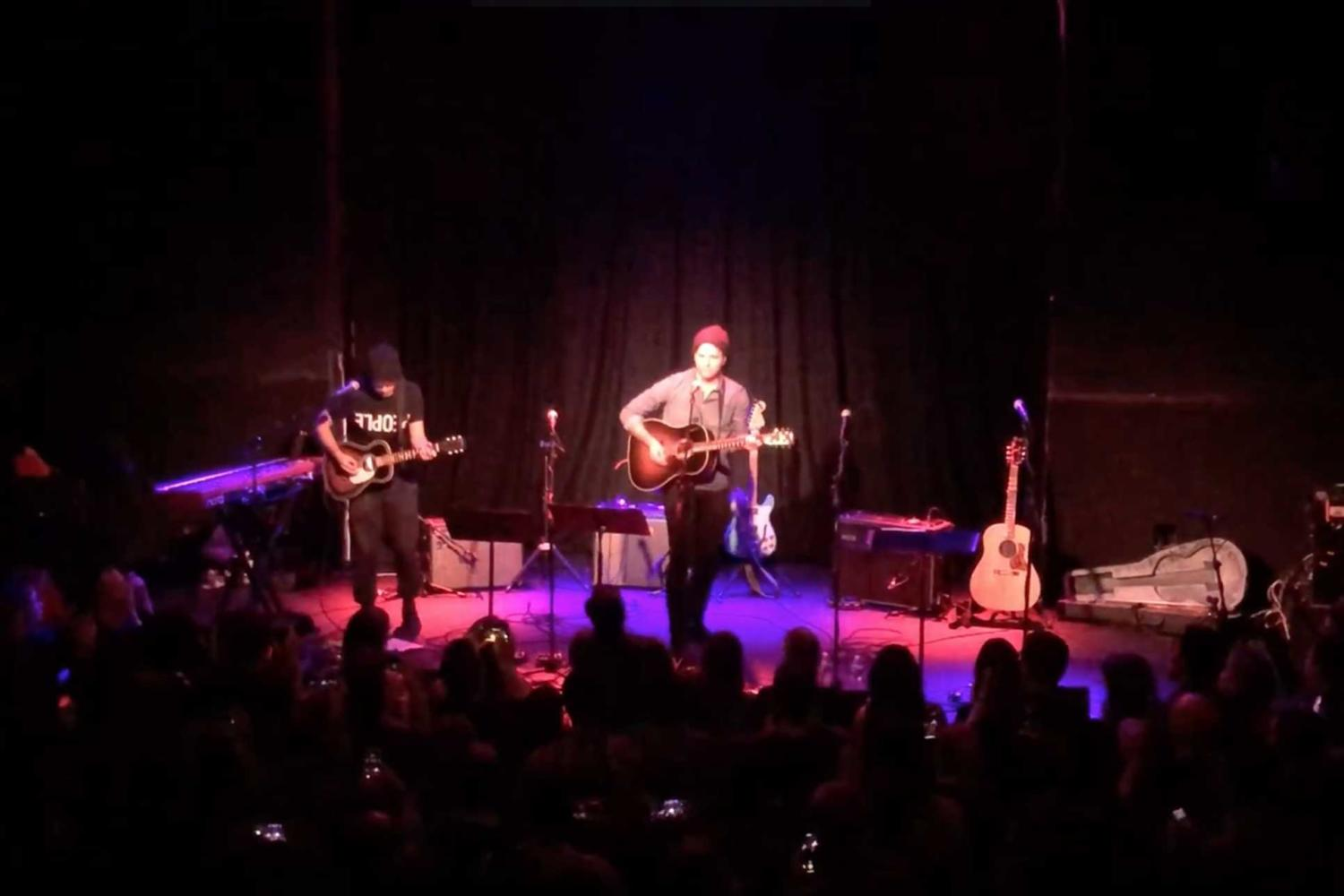 Watch Ben Gibbard, Julien Baker, Aaron Dessner and more cover Frightened Rabbit songs at Scott Hutchison tribute gig