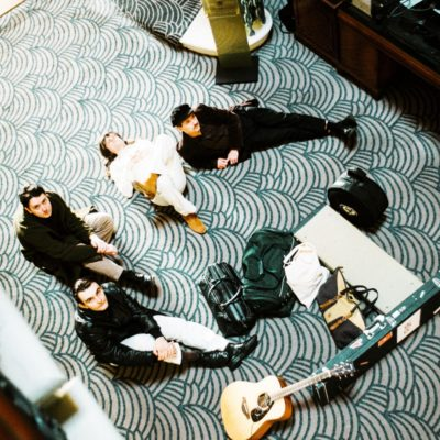 FUR release new track 'Anybody Else But Me'