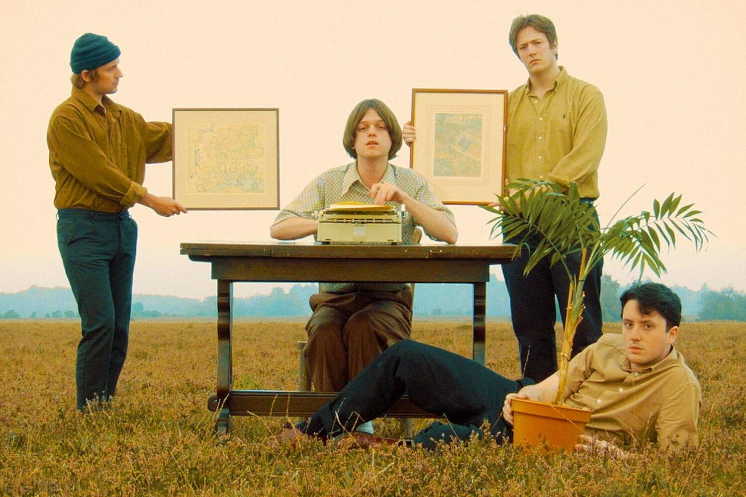 FUR unveil nostalgic, Wes Anderson-indebted video for 'If You Know That I'm Lonely'