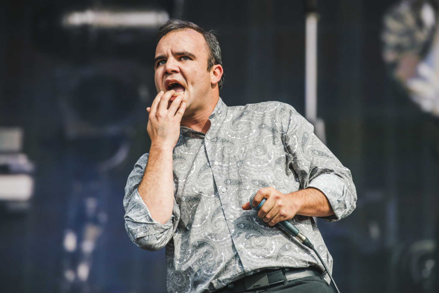 Future Islands confirmed for Mad Cool Festival 2018