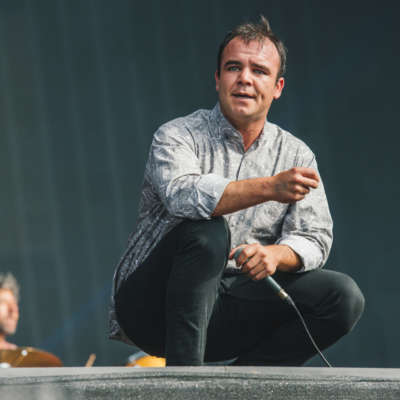 Future Islands have announced a massive North American tour