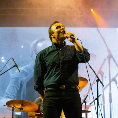 Future Islands return with first new music in three years, 'For Sure'