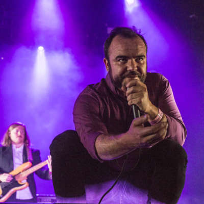 Future Islands added to NOS Alive 2018