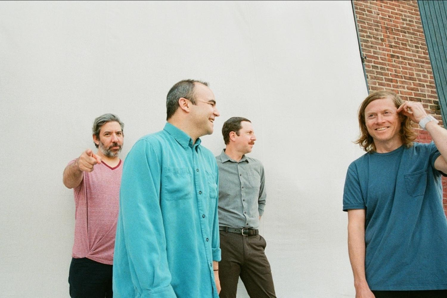 Future Islands release 'Born In A War'