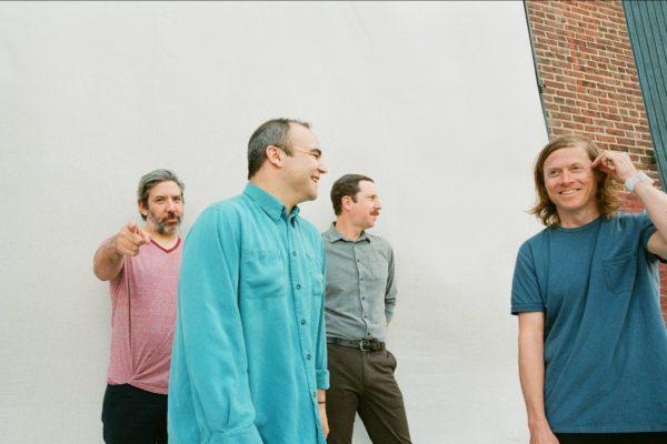 Future Islands release one-off single 'Peach'