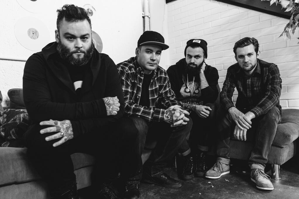 Gallows unveil new track 'Leather Crown'