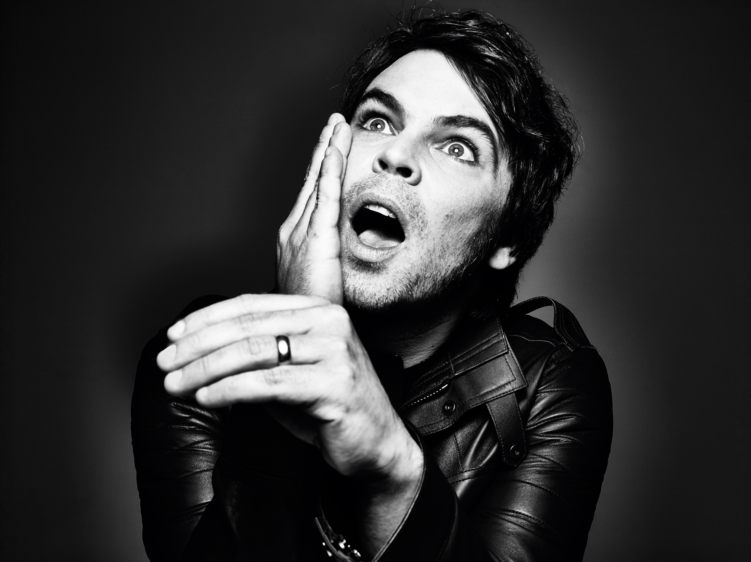 "Gaz Coombes: ""I feel like I'm flying by the seat of my pants"""