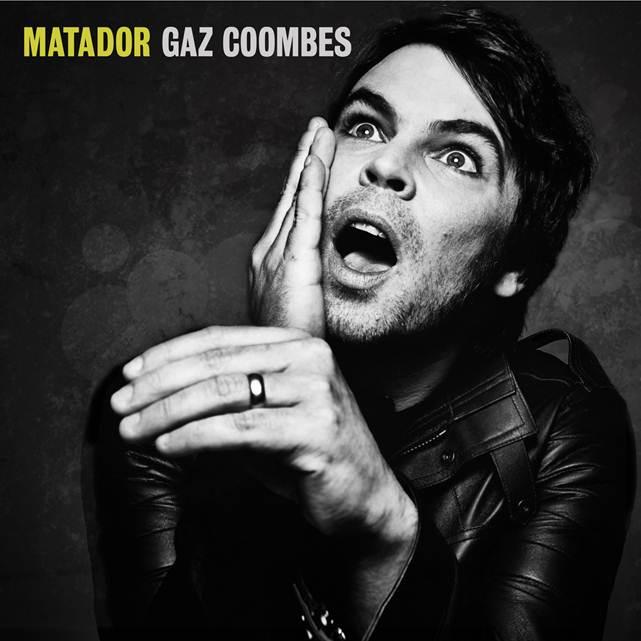 Gaz Coombes announces second solo album 'Matador'