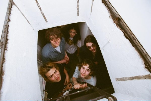 Geese offer up new track 'Projector'