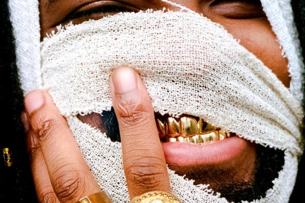 Genesis Owusu - Smiling With No Teeth