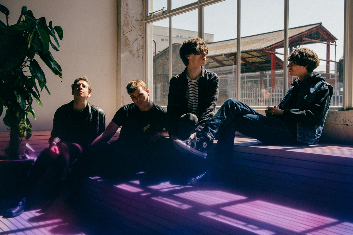 """Gengahr prepare for Latitude set: """"It's a really nice stage"""""""