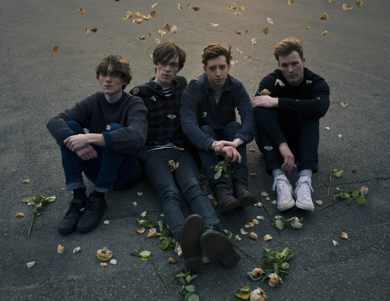 """Gengahr discuss their debut album: """"It was our baby, really"""""""