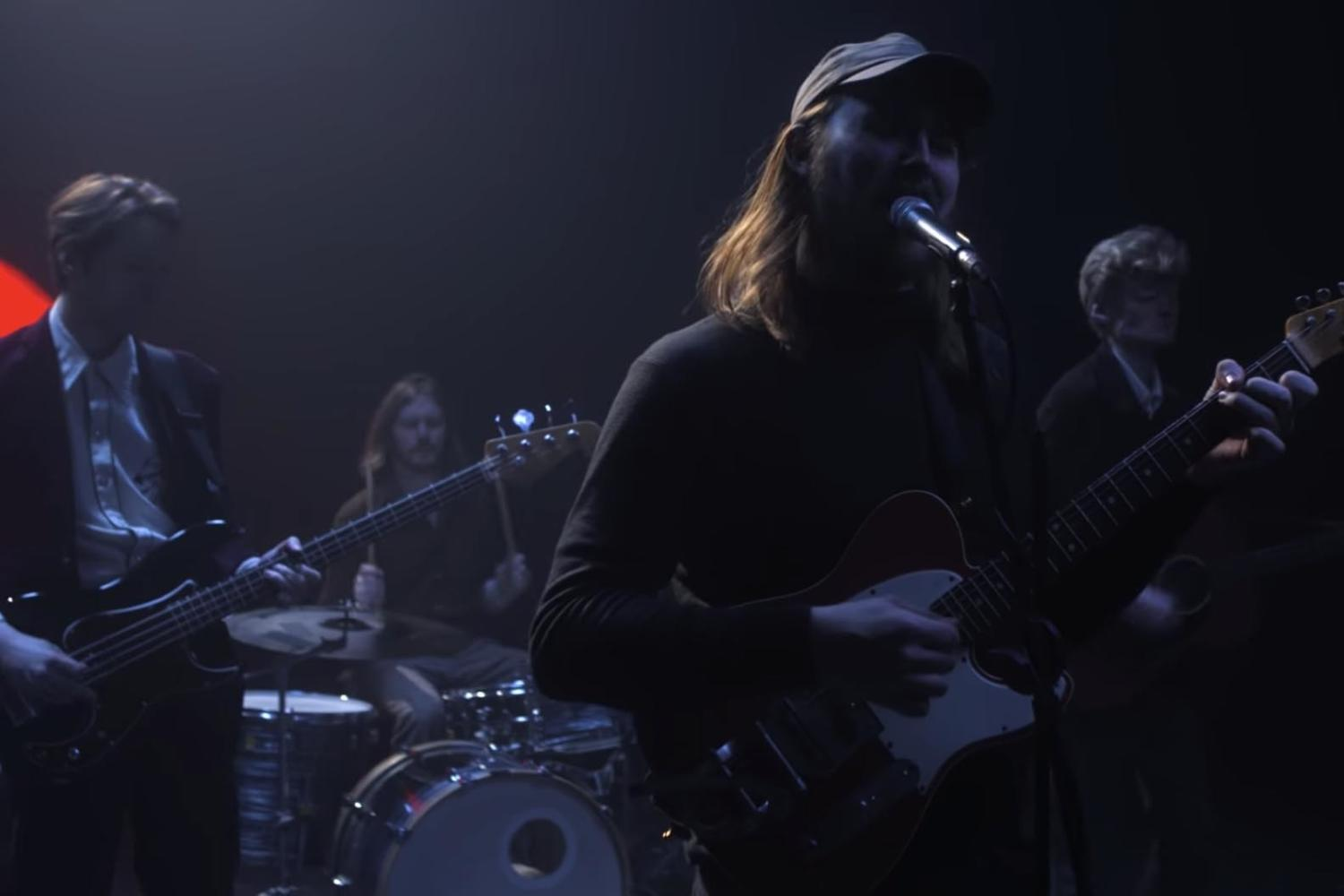 Gently Tender air 'Some Hard Advice' video