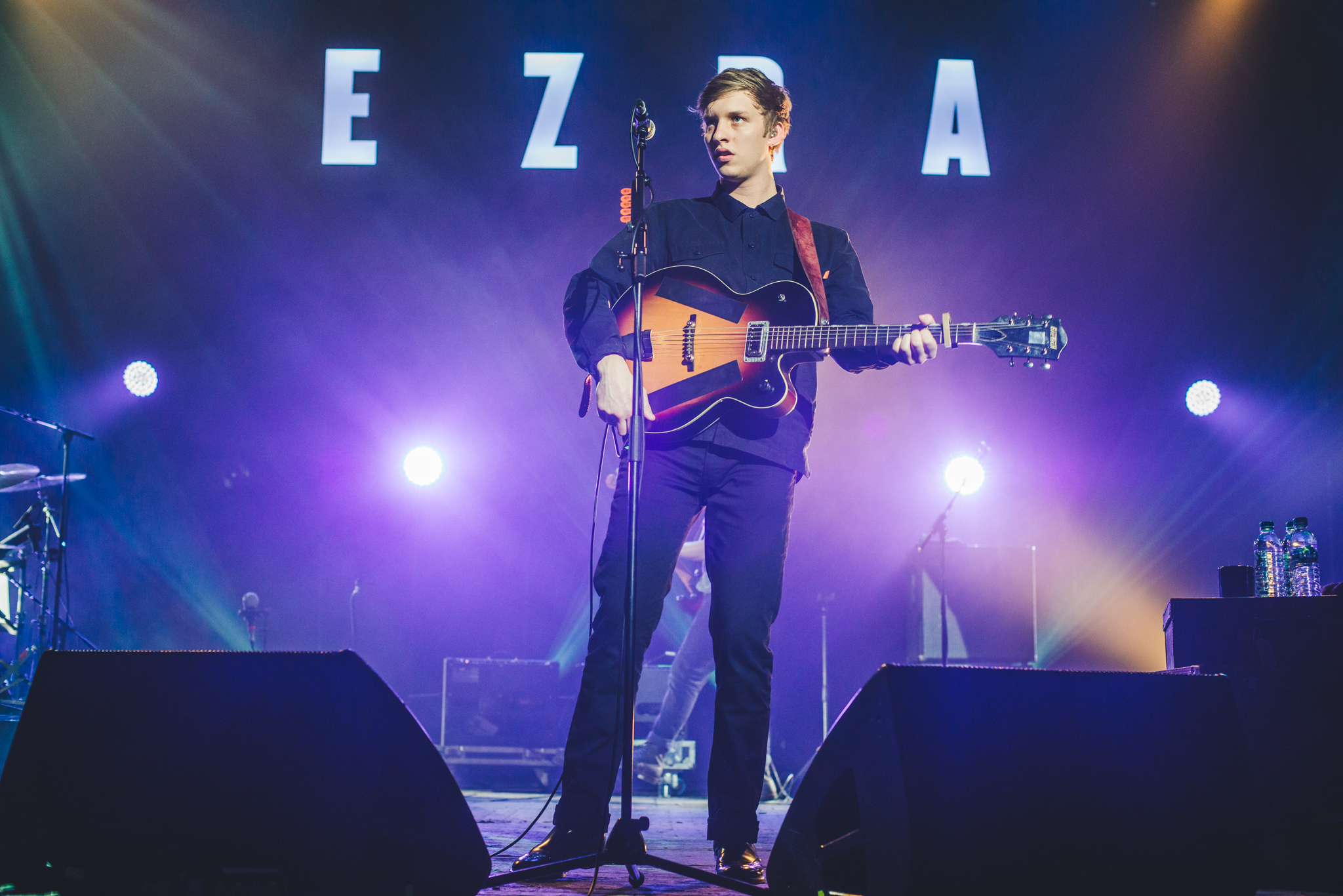 Watch George Ezra bring 'Budapest' to The Late Late Show