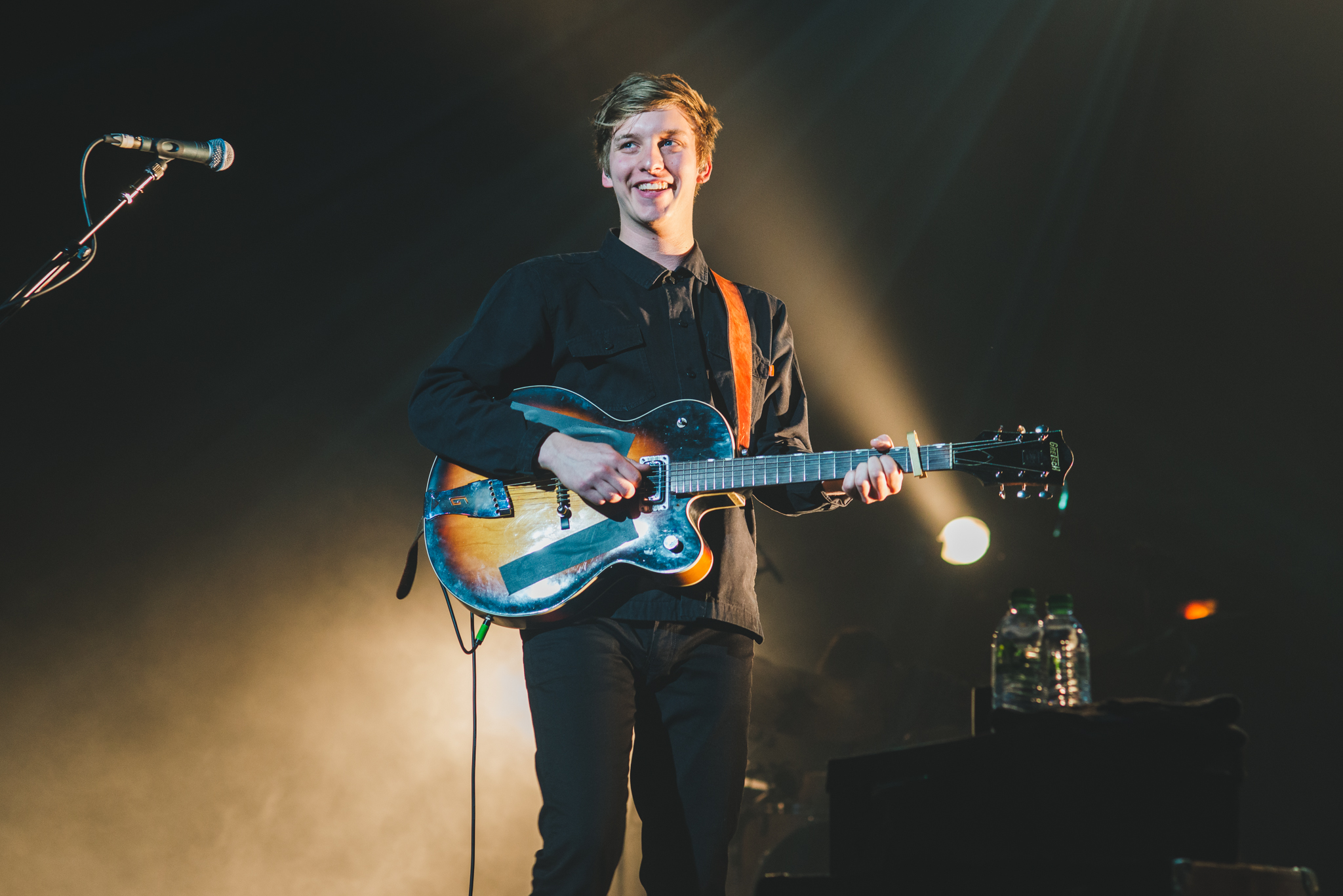 George Ezra pulls out of Coachella performance due to viral laryngitis