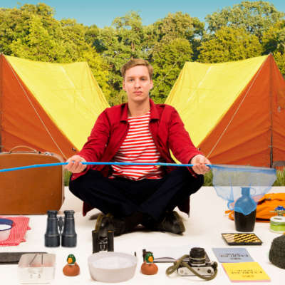 Presenting the DIY Festival Guide 2018, fronted by George Ezra!