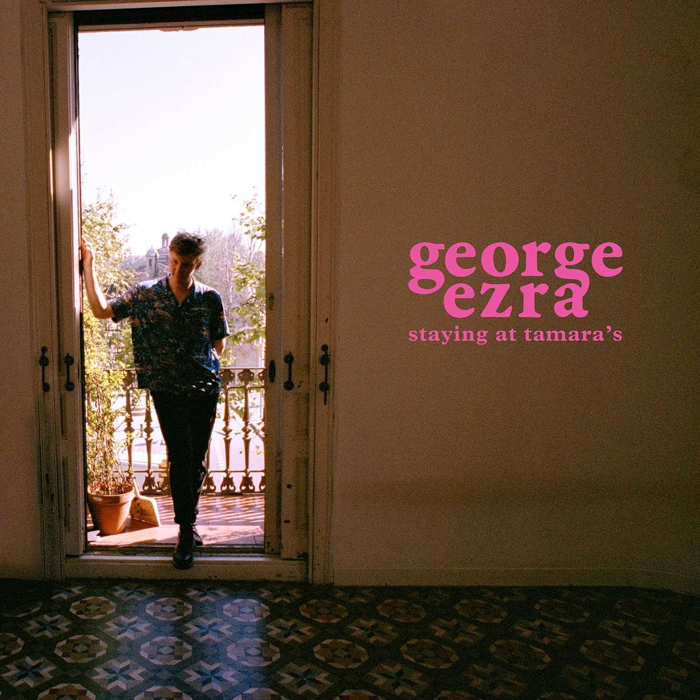 George Ezra announces new album 'Staying At Tamara's' with single 'Paradise' & UK tour dates