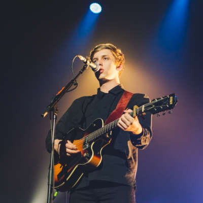 George Ezra announces Royal Albert Hall shows