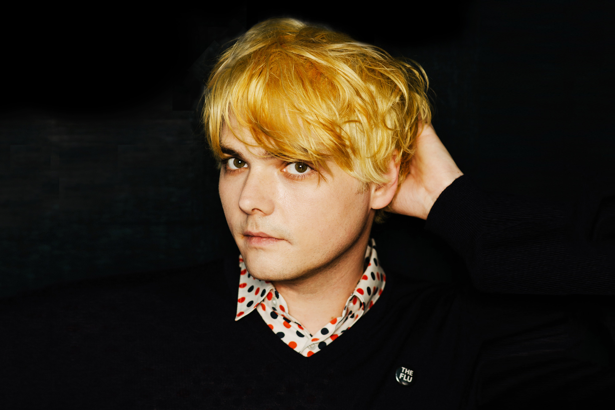 Image result for gerard way