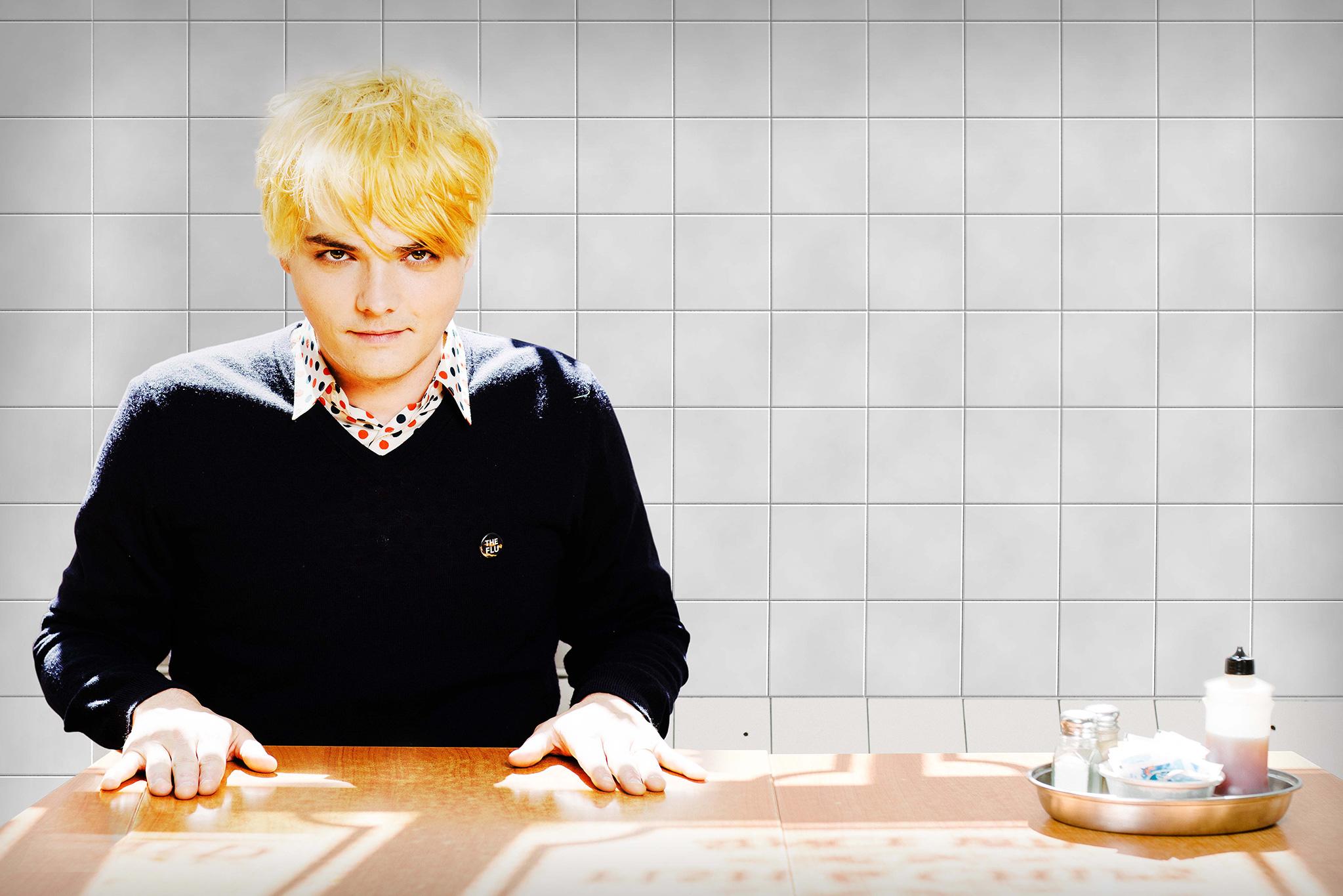 Gerard Way: Do the hard things