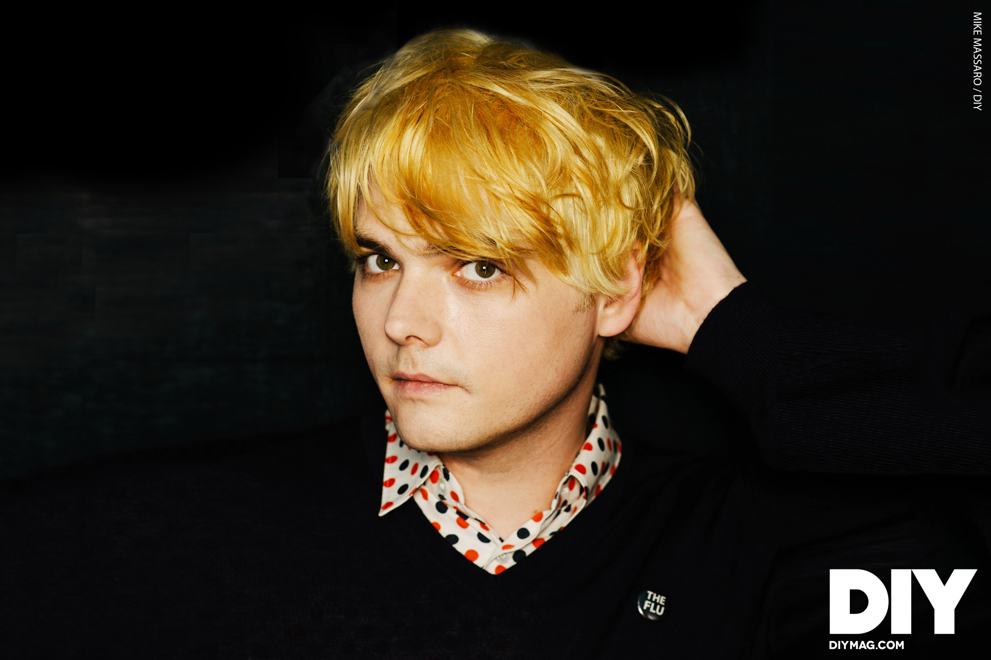 "Gerard Way on new single: ""I just wanted a song called 'Action Cat'"""