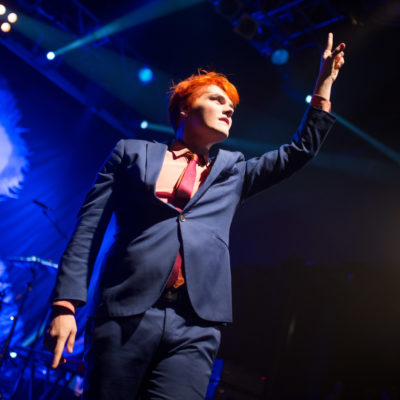 Gerard Way, Koko, London
