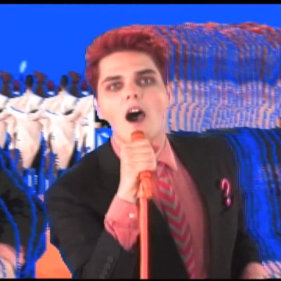 Gerard Way showcases new video for 'Millions'