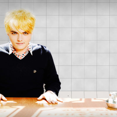 Gerard Way streams 'Hesistant Alien' album in full
