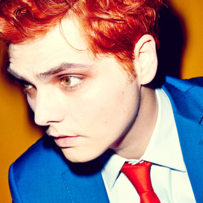 Tracks: Gerard Way, The Good, The Bad & The Queen, Westerman & more