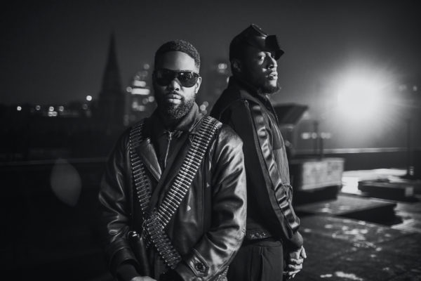 Ghetts and Stormzy join forces for 'Skengman'