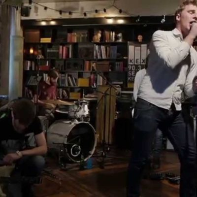 Watch Girl Band perform extensive live KEXP session