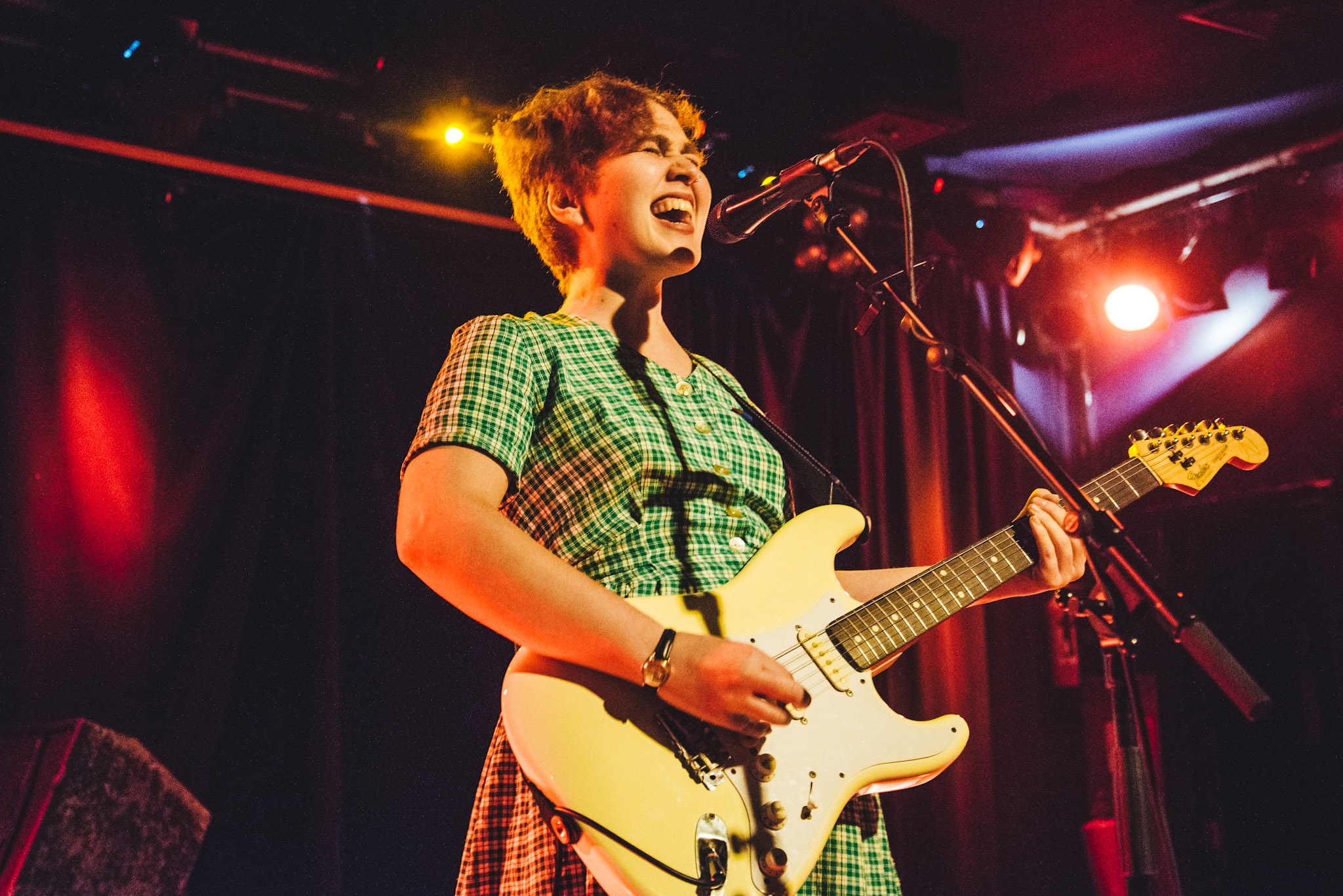Girlpool, Scala, London