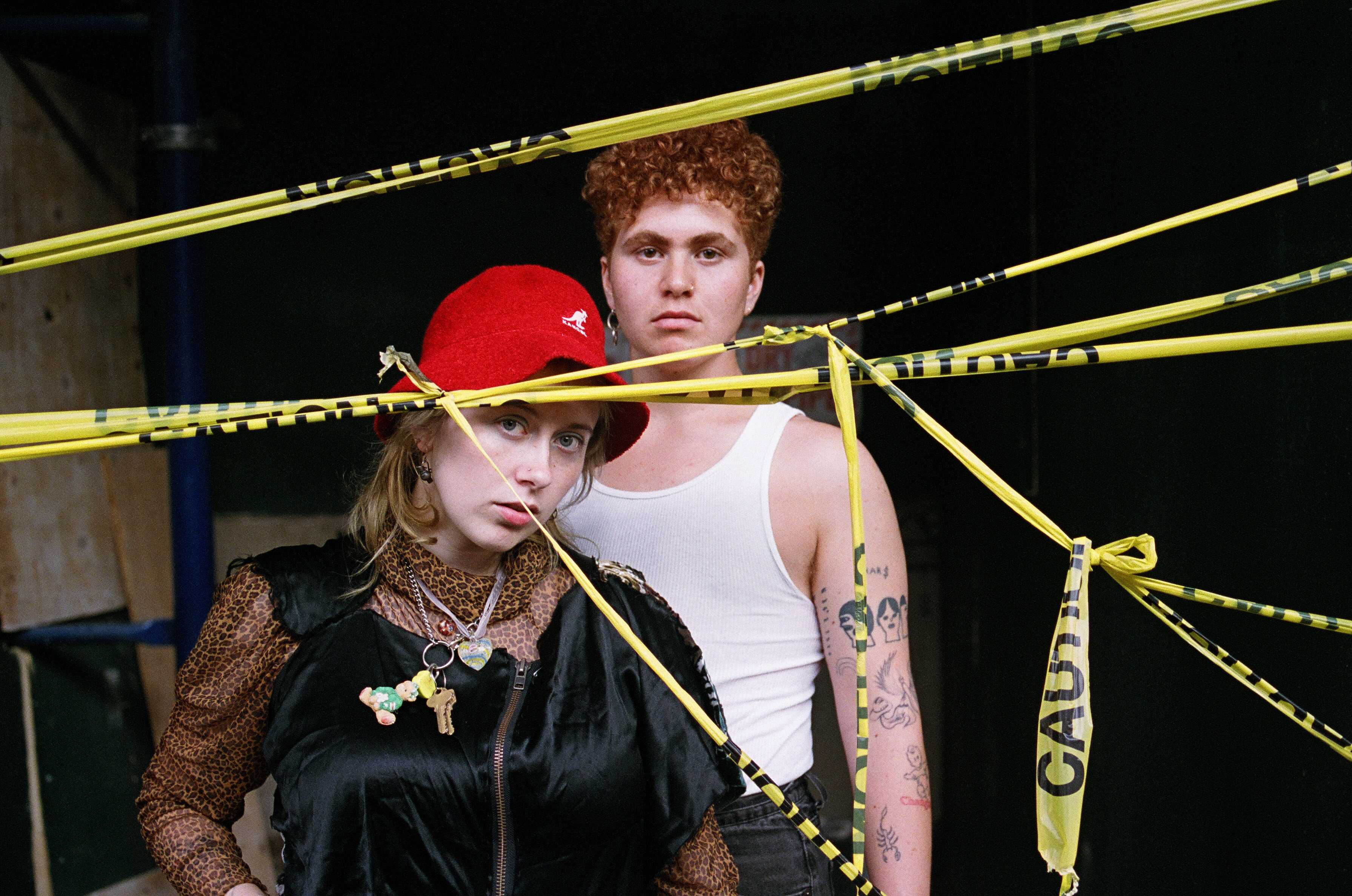 Girlpool unveil title track from 'What Chaos Is Imaginary'