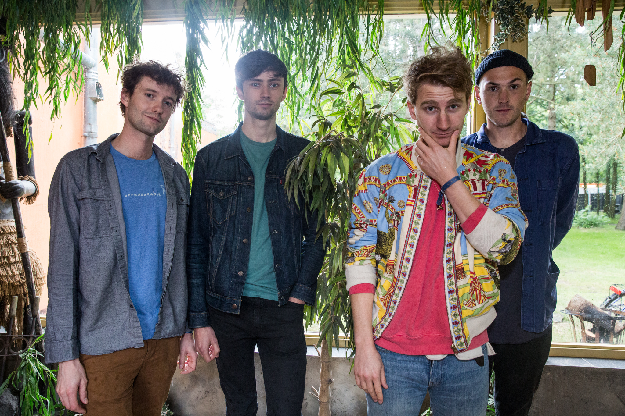 Glass Animals discuss the characters behind new album 'How to Be a Human Being'