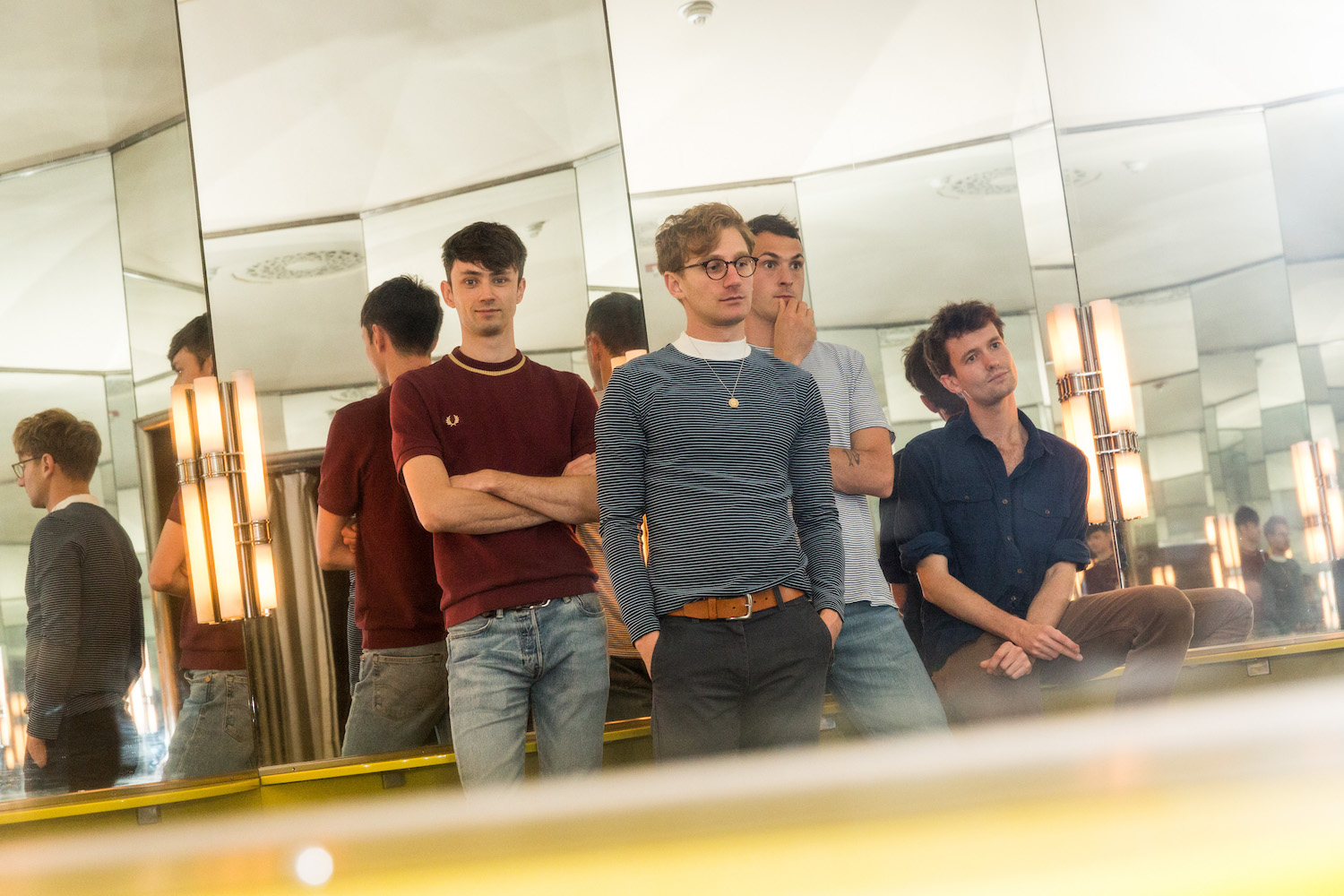 Glass Animals dissect the creation of debut album 'ZABA' in new Tape Notes podcast
