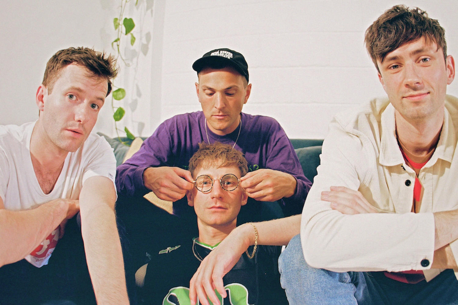 Glass Animals share 'It's All So Incredibly Loud'