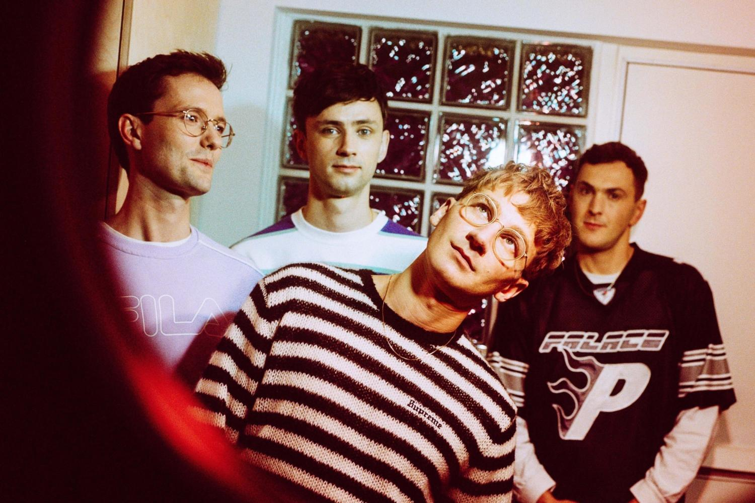 Glass Animals offer up new track 'Your Love (Déjà vu)'