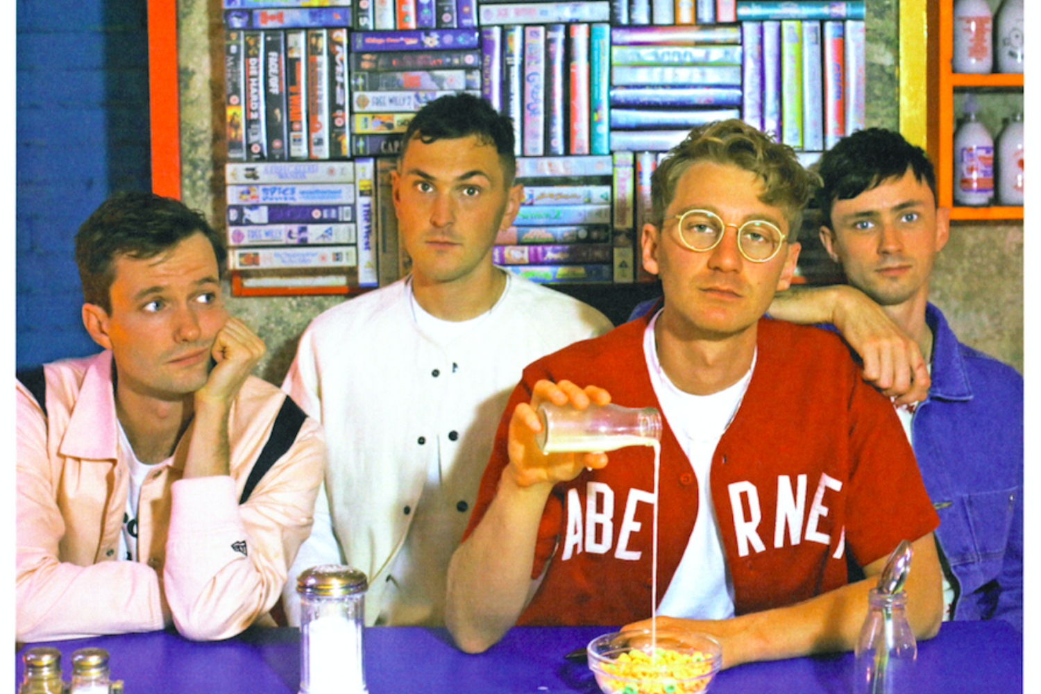 Glass Animals release 'Tokyo Drifting' video