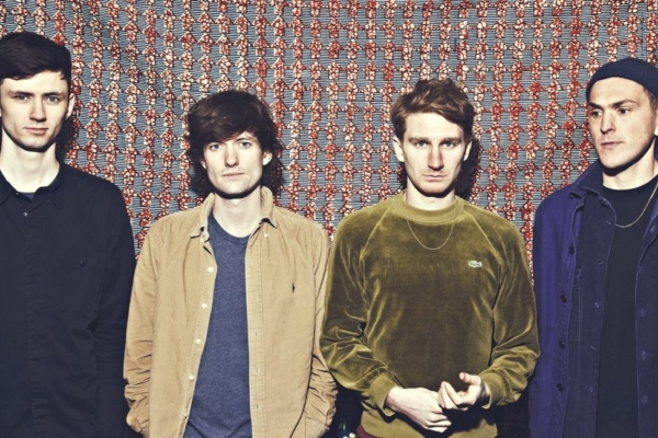 Glass Animals team up with Joey Bada$$ for 'Lose Control'