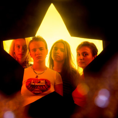 Goat Girl announce their self-titled debut album with new track 'The Man'
