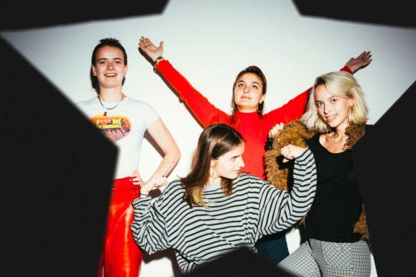 Goat Girl, Starcrawler & Public Access TV set to play DIY's second SXSW show