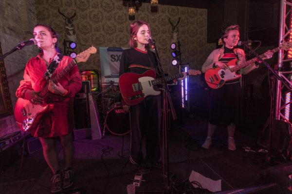 Goat Girl, Starcrawler & The Britanys storm DIY's showcase at SXSW
