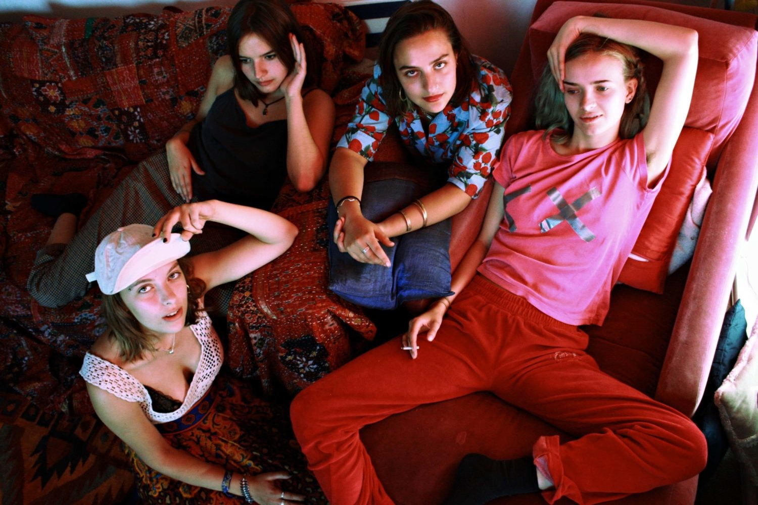 Goat Girl, Sweat, Cosmo Pyke, Girl Ray to play free Hello 2017 London shows
